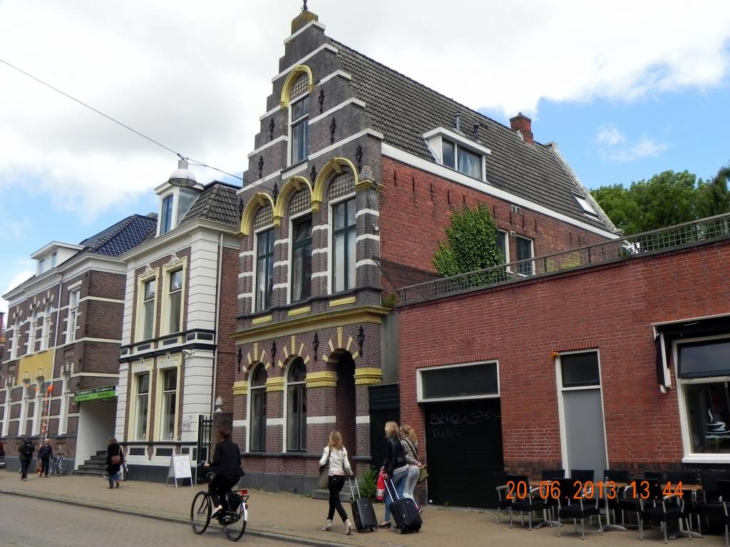 Masonic Hall Gronningen Holland