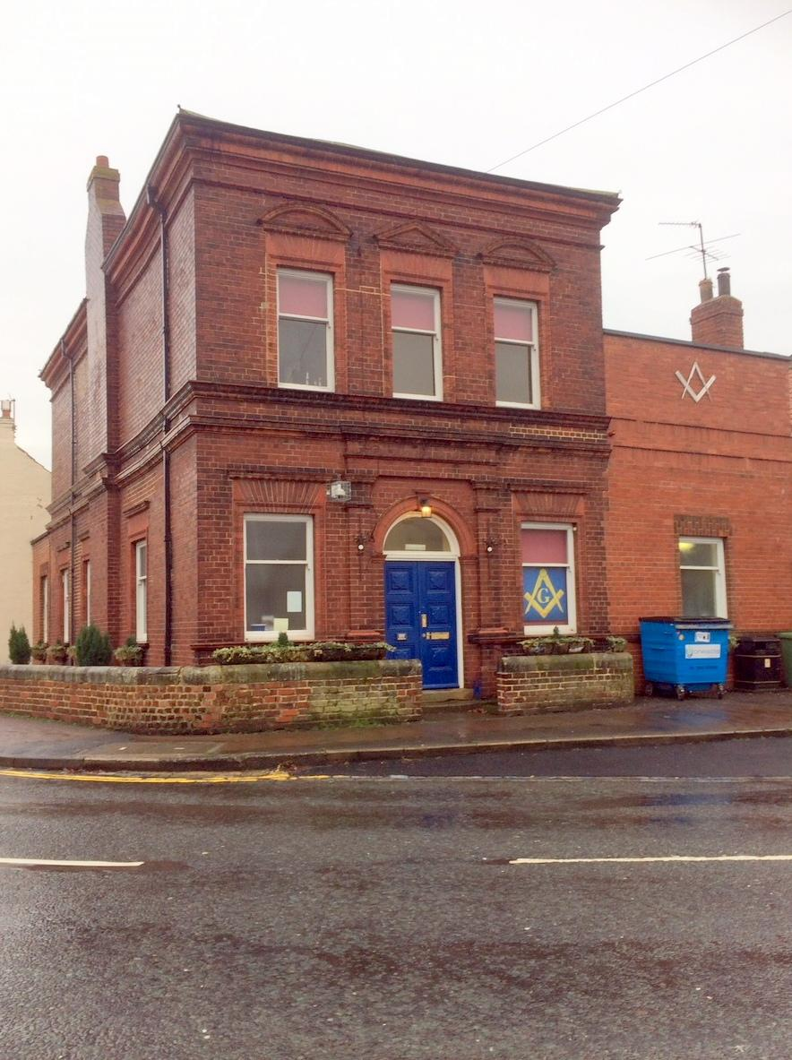 Stokesley Masonic Hall Dec 2017 IDM