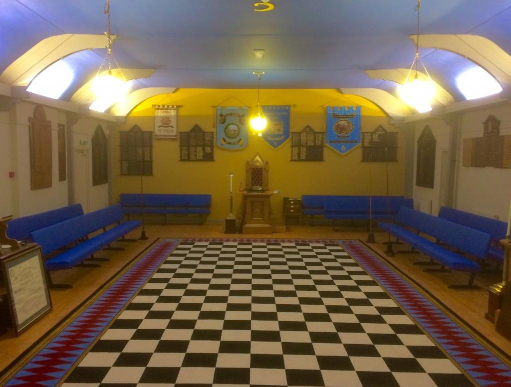 Redditch Temple following re-fit Sept '16